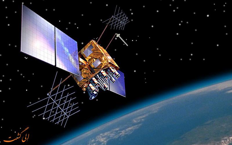 تاریخچه جی پی اس (GPS)
