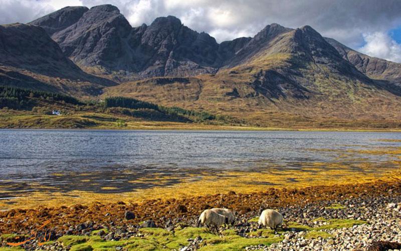 پیاده روی در جزیره اسکای