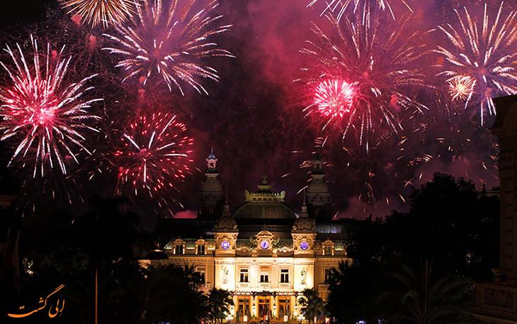 جشنواره های کشور موناکو
