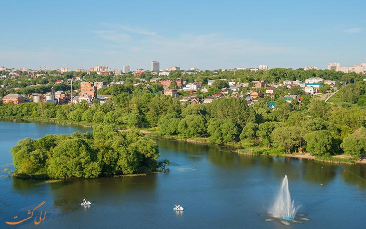 دیگر جاذبه های شهر اولیانوفسک