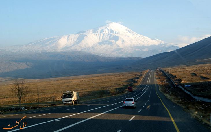 سفر به ارمنستان با خودروی شخصی