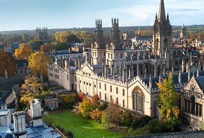 راهنمای سفر به آکسفورد