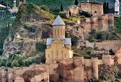 قلعه ناریکالا در گرجستان