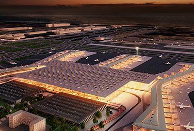 ساخت هتل در بزرگترین فرودگاه استانبول