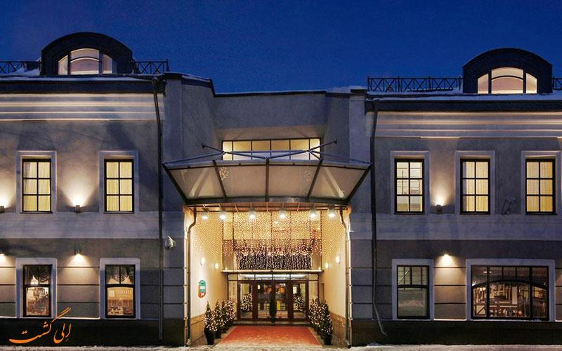 هتل کورت یارد سیتی سنتر در مسکو