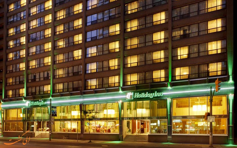 هتل هالیدی این داون تاون سنتر در تورنتو