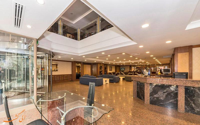هتل لیون استانبول هتلی 4 ستاره