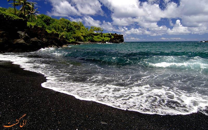 ساحل سیاه هاوایی