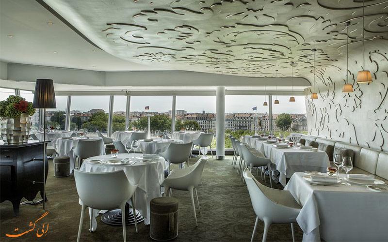 رستوران های هتل سوفیتل بلوکور لیون