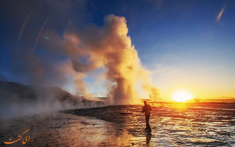 آبفشان استروکور ایسلند