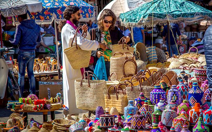 سوغاتی های مراکش
