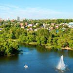 اولیانوفسک، شهر توریستی دور افتاده در روسیه