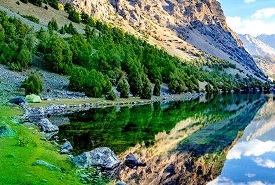 دریاچه اسکندرکول