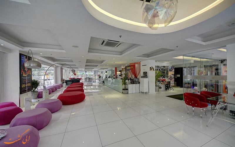 هتل آرنا استار کوالالامپور | لابی