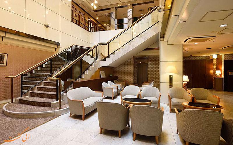 هتل بلمونت توکیو | لابی