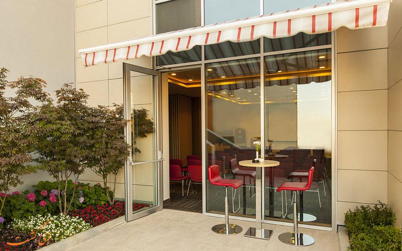 هتل ایبیس اسن یورت ترکیه