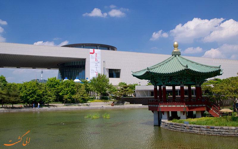 موزه ملی کره جنوبی
