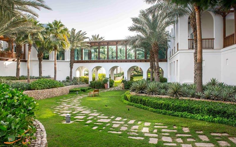 هتل پارک حیات دبی | محوطه