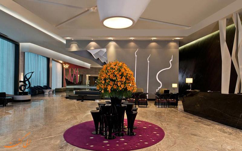 هتل رادیسون بلو آگرا تاج ایست گیت | لابی