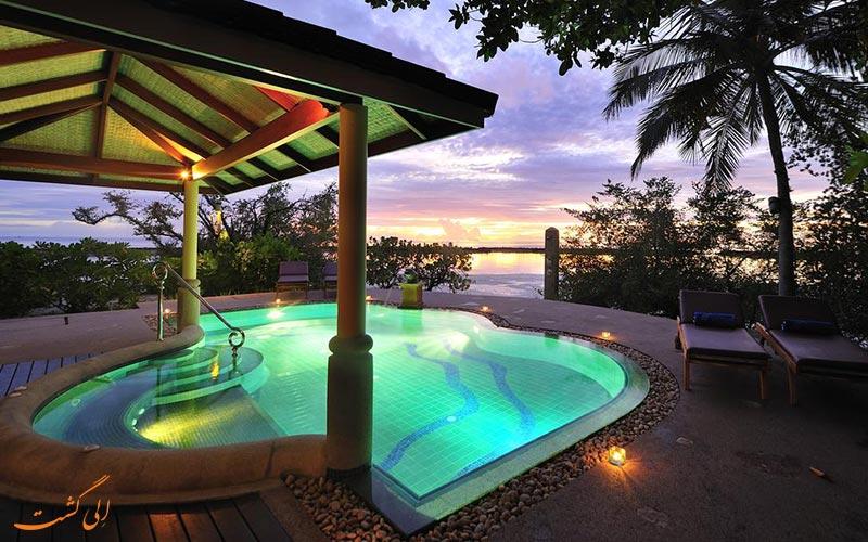هتل رویال آیلند در مالدیو