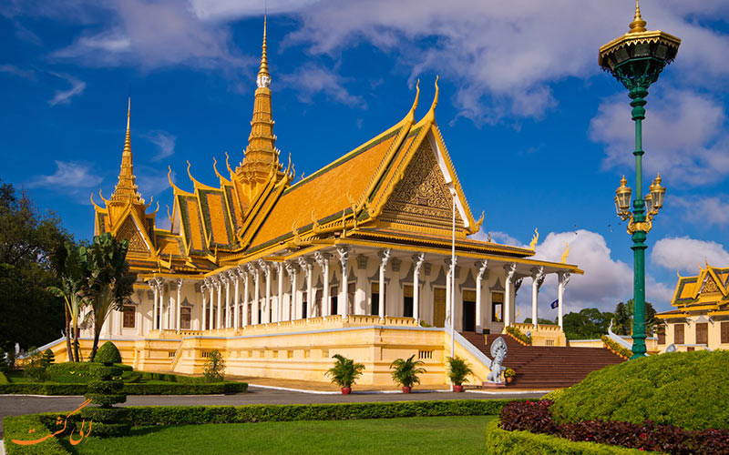کاخ سلطنتی پنوم پن کامبوج