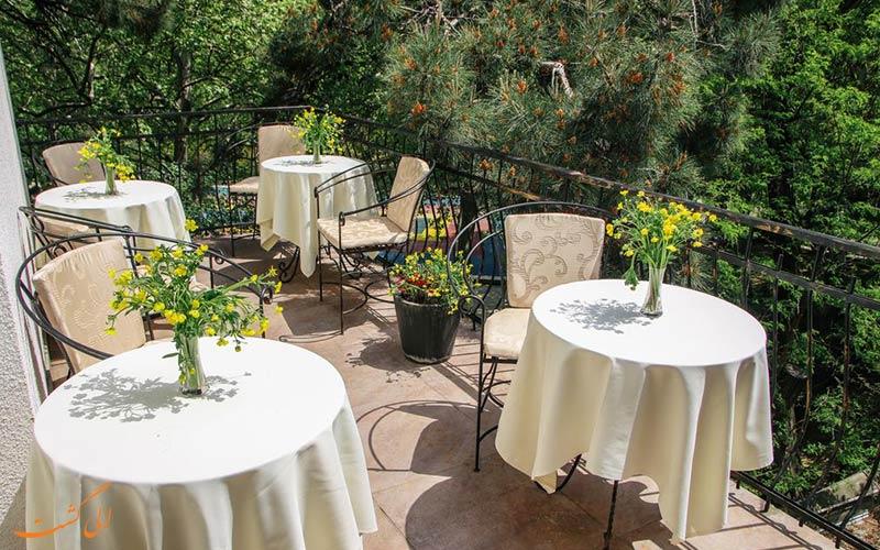هتل گاردن ویو بوتیک تفلیس | تراس
