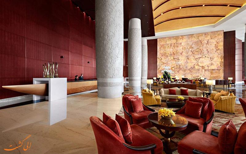 هتل کنراد دبی | لابی
