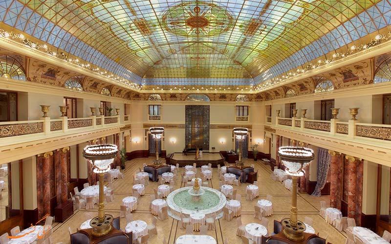هتل متروپل مسکو | نمای داخلی