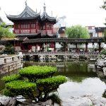 باغ کلاسیک یویوان در شهر مدرن شانگهای