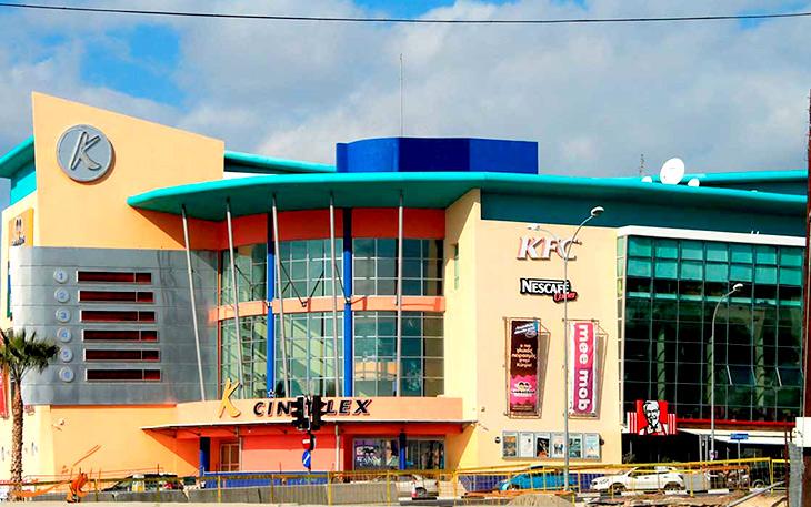 مراکز خرید شهر لارناکا