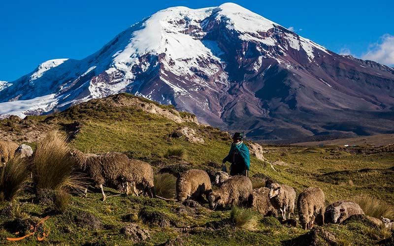 کوه چیمبورازو