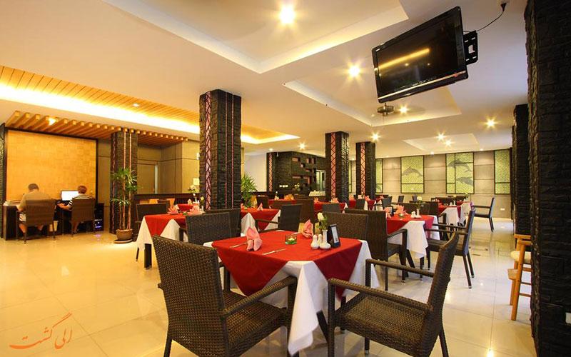 هتل بارامی هیپ پوکت | رستوران