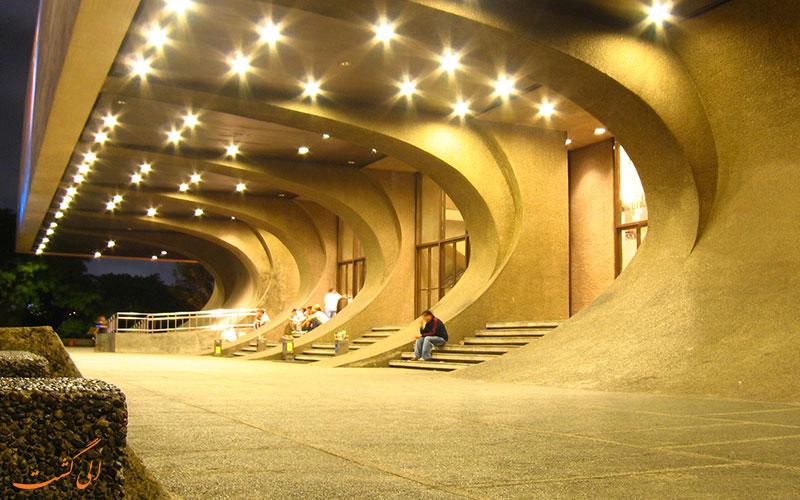 معماری مرکز فرهنگی فیلیپین