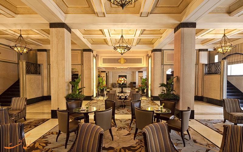 هتل فرمونت پیس در شانگهای