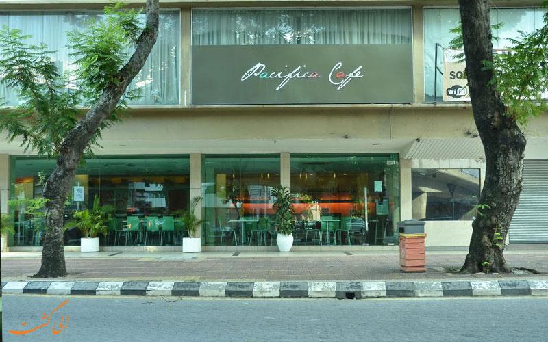 هتل گرند پسیفیک کوالالامپور | کافه
