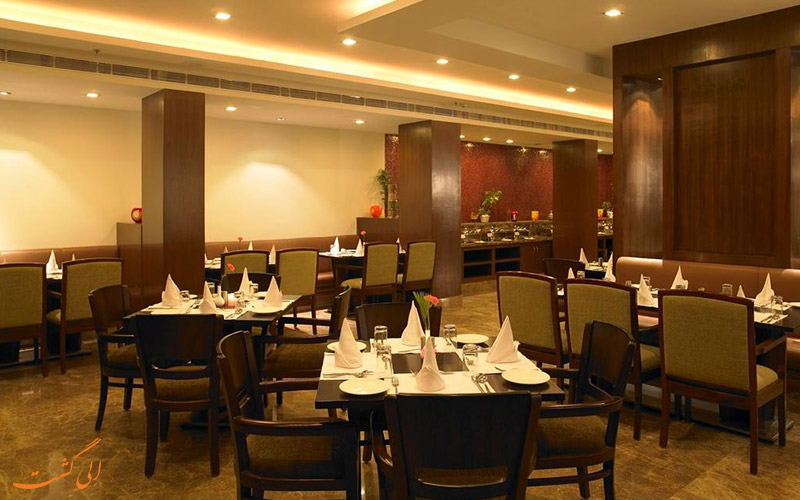 هتل پارادایس جیپور | رستوران