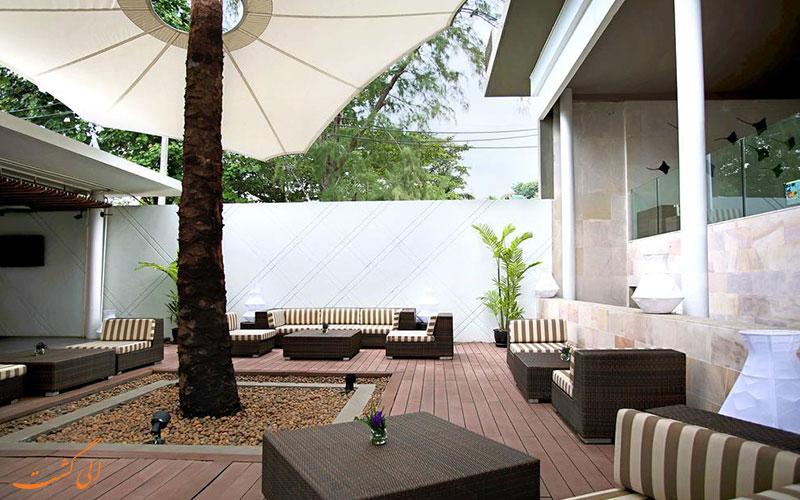 هتل حیات ریجنسی ریزورت پوکت | محیط بیرونی