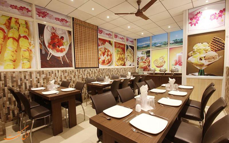 هتل موهان اینترنشنال دهلی | رستوران