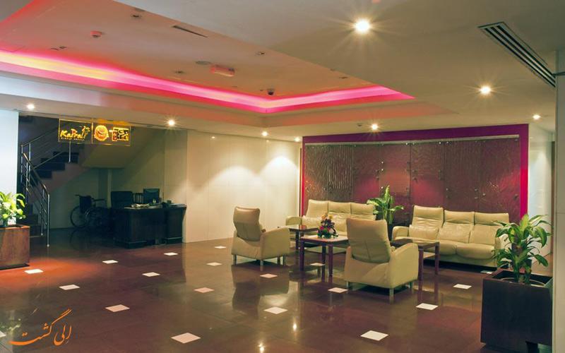 هتل رامی رویال دبی | لابی