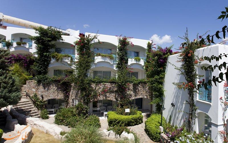 هتل رویال آسارلیک بیچ بدروم | نمای اتاق ها