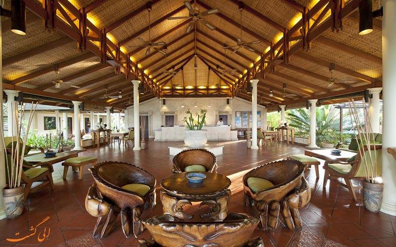 هتل رویال آیلند مالدیو | لابی