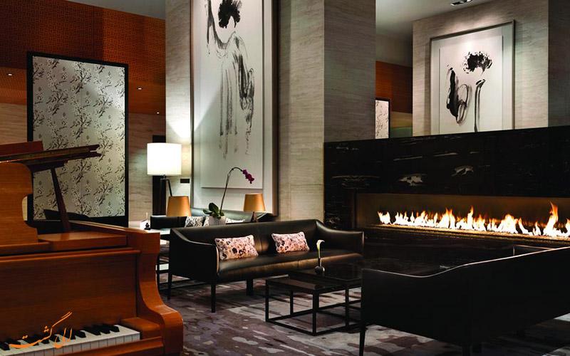 هتل شانگری لا تورنتو | بخش مشترک نشیمن
