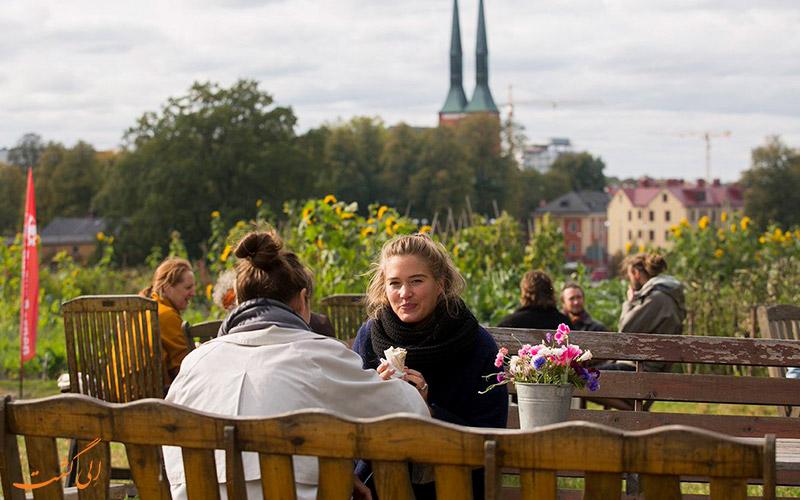 سوئدی ها و برگزاری فیکا