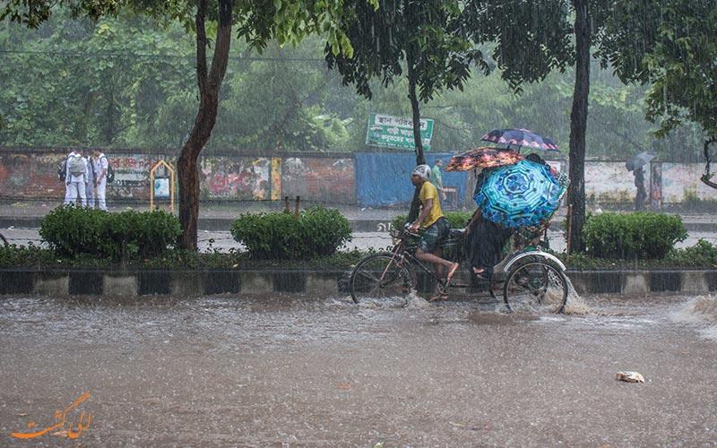 کشور 6 فصل جهان | فصل بارانی