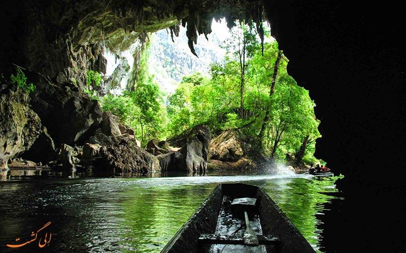 غار کونگ لر