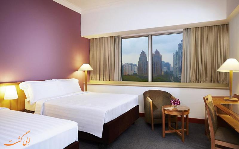 هتل فوراما ریور فرونت سنگاپور | اتاق