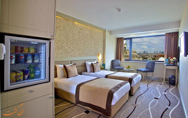 هتل گرند گولسوی استانبول | نمونه اتاق