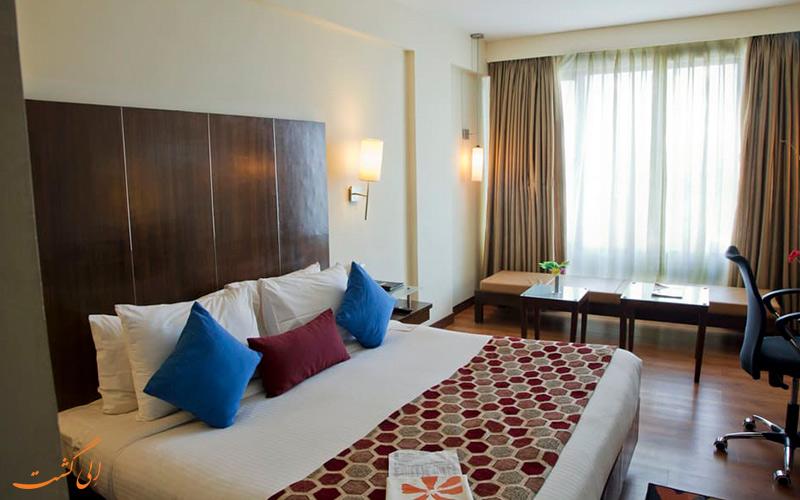 هتل پارادایس جیپور | نمونه اتاق