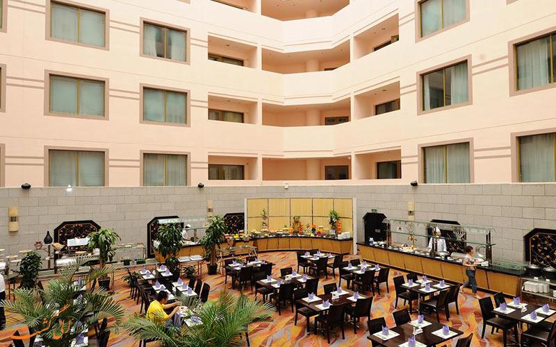 هتل هاوارد جانسون پاراگون پکن | رستوران