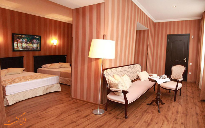 هتل گاردن ویو بوتیک تفلیس | سوئیت